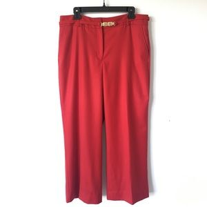 Talbots Italian Flannel Marzotto Wool Trousers